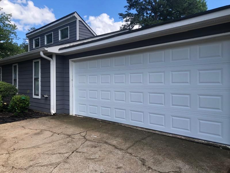 garage door company in marietta
